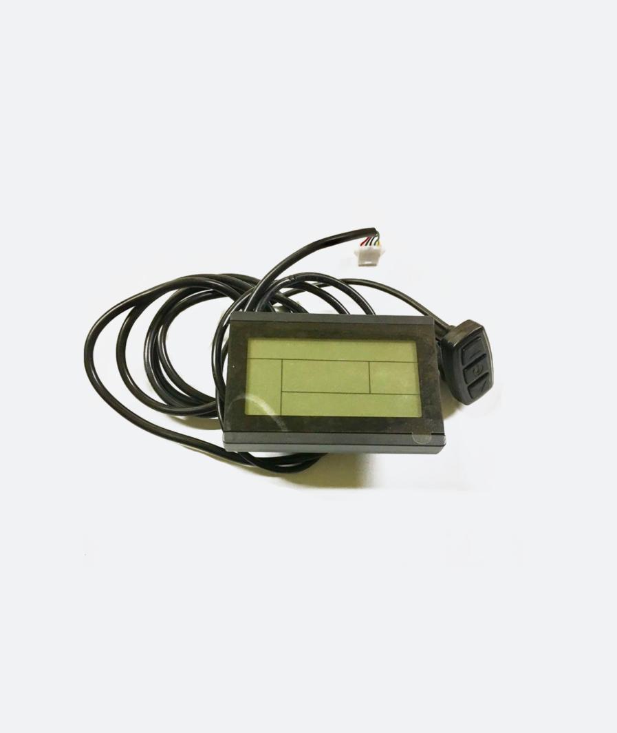 wyświetlacz LCD do zestawu