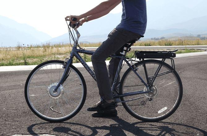 miejski rower elektryczny