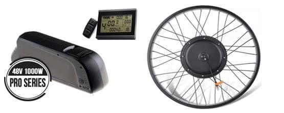 napęd elektryczny do roweru
