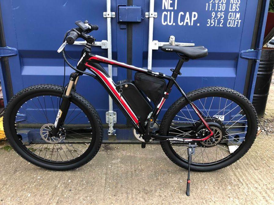 rower elektryczny E-bike 1000W 48V