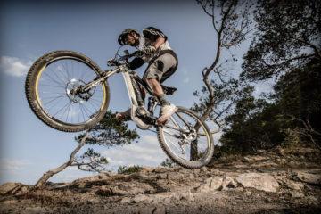 górski rower elektryczny