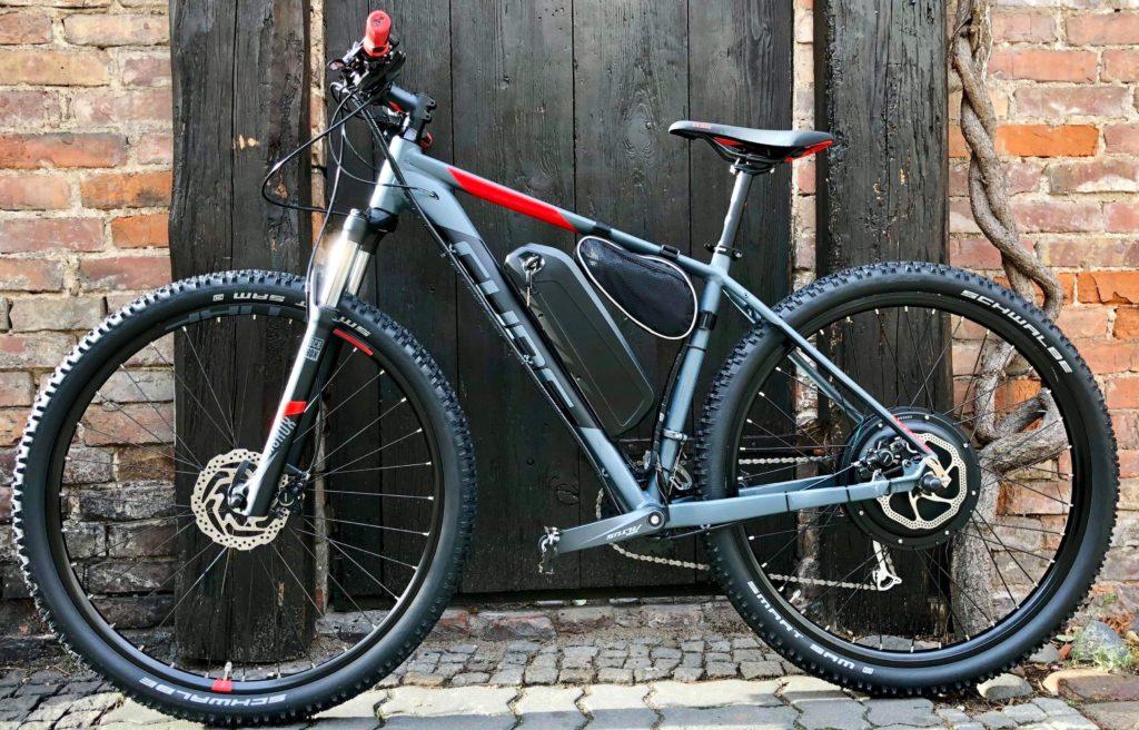 rower elektryczny 1000W